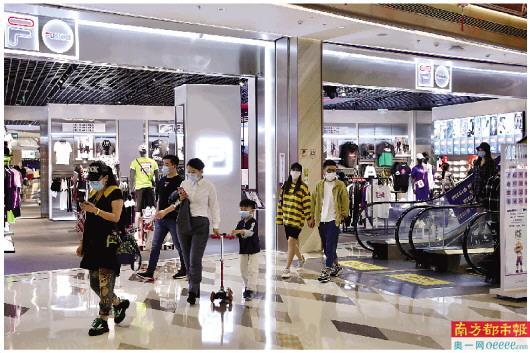 线上购物节两周销售60亿 热腾腾的深圳回来了
